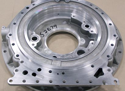 Aluminum transmission part